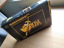 N64 Nintendo 64 : Zelda Ocarina of Time (EUR) (complet)