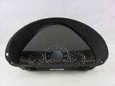 2004-2009 Mercedes Benz CLK Classe Instrument Cluster Compteur de Vitesse