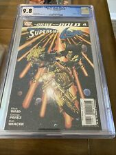 Batman / Brave and the Bold  #4  CGC 9.8  ( Supergirl & Lobo )