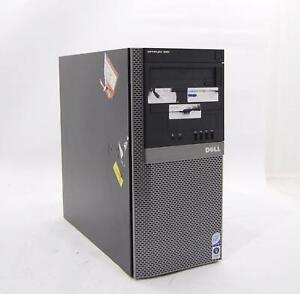 Dell Optiplex 960 MT Tower Core 2 Quad Q9400 2.66 GHz 2GB RAM 500GB HDD NO OS