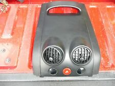 2000-2011 Chevrolet Aveo Dash Trim Bezel with Vents Used 96537685