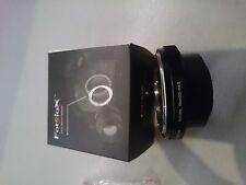 Fotodiox Nikon a m4/3 MFT G Micro Quattro Terzi m4/3