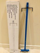 Lidz Off Pool Skimmer Lid & Skimmer Basket Removal Tool with Release Handle Blue