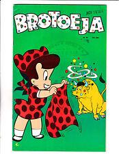 "Brotoeja No 83 1974 -Brazilian Little Dot- ""Dizzy Bull Fighting Cover !  """