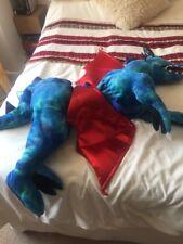 Amazing Large Dragon Costume Play dress up Ride On Age 4-8