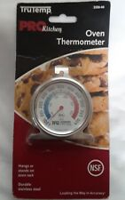 New listing Oven thermometer Pro Kitchen Stainless Steel