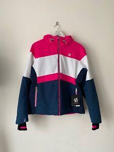 DARE 2B AVOWAL BluWing / White Ski Jacket Size 18 UK RRP £280