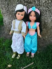 Muñecas Modelo Y Accesorios Nancy Jasmin Y Lucas Aladdín Serie Cuentos De Famosa Muñecas Modelo