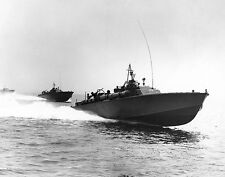 SCHNELLBOOT ELCO PT 109, Torpedoboot, US NAVY 1:10