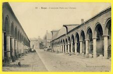 cpa ROYE (Somme) L'ancienne POSTE Aux CHEVAUX Relai Cavalier Horses Post House