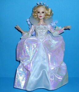 *Original Mattel Barbie Disney Cinderella Gute Fee,Collector Doll*