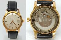 Orologio Waltham automatic watch 41 jewels clock 41 rubini horloge juventus relo