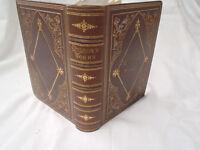 Poetical Works of John Milton c.1876   Chandos Poets Binding illus