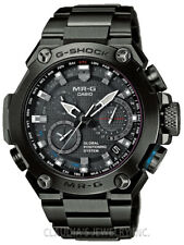 G-SHOCK MR-G GPS HYBRID RADIO CONTROLLED BLACK MRGG1000B-1ADR