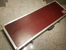DELUXE JAZZ BASS FLIGHT CASE - CUSTOM ORDER - fits FENDER