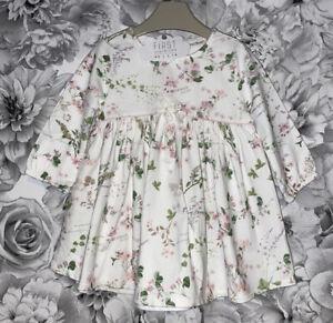 Girls Age 3-6 Months - BNWTS Next Pretty Long Sleeved Dress