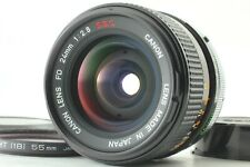 【Mint 】 Canon FD 24mm f/2.8 S.S.C. SSC Wide Angle MF Lens from Japan #139