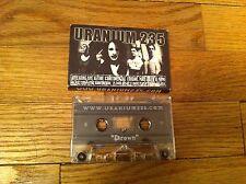 URANIUM 235 Cassette Tape RARE Promo DROWN Here It Comes Heavy Metal Rock OOP