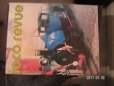 ** Loco Revue n°397 040.TA au 1/20 / 150.X-29 et son tender 34.X-157 Jouef H0