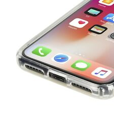 Krusell BOVIK Cover. Lightweight Transparent Case for iPhone X / XS - Clear
