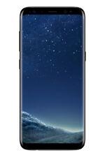 Samsung Galaxy S8 SM-G950FD - 64GB - Midnight Black Smartphone (Dual SIM)