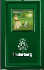 Tarock-/Schafkopf Spielkarten. Underberg. 36 Blatt bayr. Doppelbild. Neu.