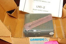 Lambda, LND-Z-152, Regulated Power Supply, NEW