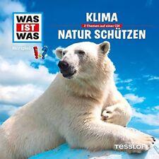 CD * WAS IST WAS - FOLGE 36 - KLIMA / NATUR SCHÜTZEN # NEU OVP !