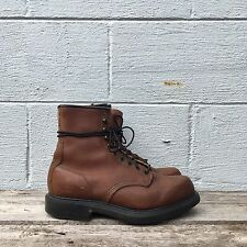 "Red Wing Work Boots 8"" 953 Size 8.5 E"