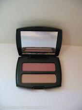 LANCOME Blush Subtle Delicate Oil Free Powder Face Blush Palette Aplum Glace NEW
