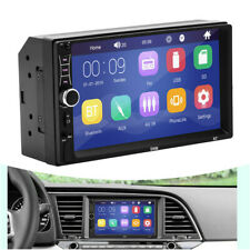 7'' 2Din Touch Screen Car MP5 Player Stereo FM HD with IOS Android mirror link