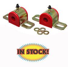 "Energy Suspension 95158R- Sway Bar Bushing Set 7/8"" / 22 mm Bar Diameter - Red"
