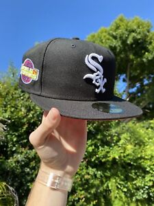 Exclusive Hat Club Chicago White Sox 7 3/8 2005 World Series Infrared UV Hat