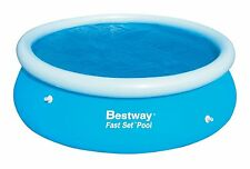 Bestway BW58060 Swimming Pool Solar Cover- 8ft