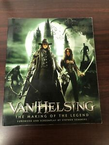 VAN HELSING - MAKING OF THE LEGEND TPB Bagged/Boarded HIGH GRADE FIRST EDITION