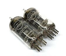 Matched Pair  ECC83 12AX7   NOS Mullard  Holland  Valve Tubes (VTE8)