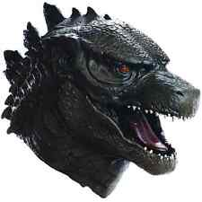 Godzilla Mask Movie Kaiju Monster Dinosaur Halloween Adult Costume Accessory