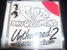 DJ Yoda & Dan Greenpeace – Unthugged:2 Electric Boogaloo Mixtape CD