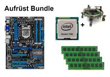 Bundle ASUS P8H77-V + Intel Core i3 i5 i7 CPU + 4GB bis 32GB RAM wählbar