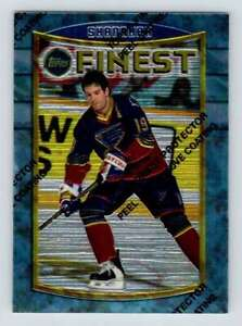 1994-95 Topps Finest Hockey #1-165 $0.99 each (You Pick) Buy 1, Get 1 FREE! Wow!