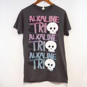 Alkaline Trio 2009 Grey T-Shirt