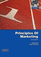Principles of Marketing Global Edition by Kotler, Philip; Armstrong, Gary