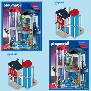 Playmobil * FIRE STATION 3885 3386 3176 * Spares * SPARE PARTS SERVICE *