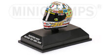AGV Helmet 2008 MotoGP Test Jerez  V.Rossi 398080026  scala 1/8 Minichamps