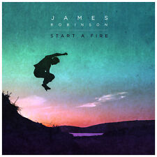 James Robinson - Start A Fire EP - great new folk / pop