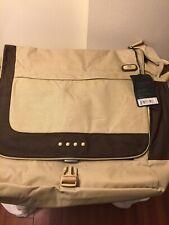 """Tumi Large Expandable Messenger Bag Tteck Style 5112PBL 13""""-15.5""""-4.5"""""""