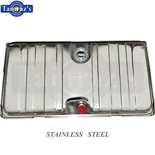 67-68 Camaro Firebird Fuel Gas Tank  - STAINLESS STEEL **In Stock**