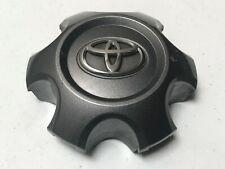 Toyota Tacoma OEM Wheel Center Cap Dark Gray Metallic 2015-2018 4260B-04040
