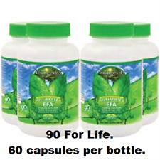 Gevity Ultimate EFA 60 soft gels 4 Pack by Wallach from Youngevity