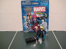 Mega Bloks Marvel Havok Figure with Stand Series 3 SEALED
